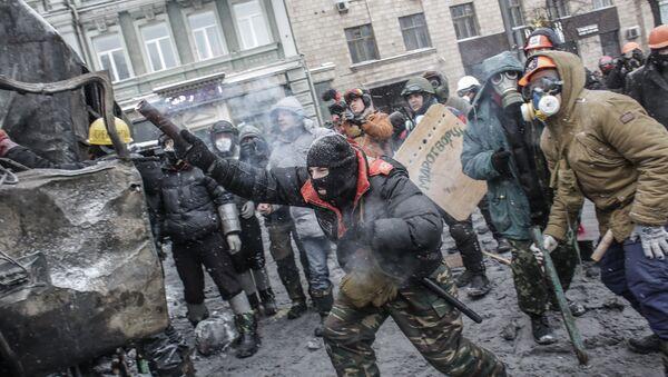 Majdan na Ukrainie - Sputnik Polska