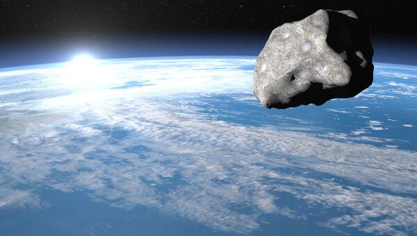 Asteroida w pobliżu Ziemi - Sputnik Polska