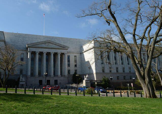 Siedziba Izby Reprezentantów Kongresu USA w Waszyngtonie