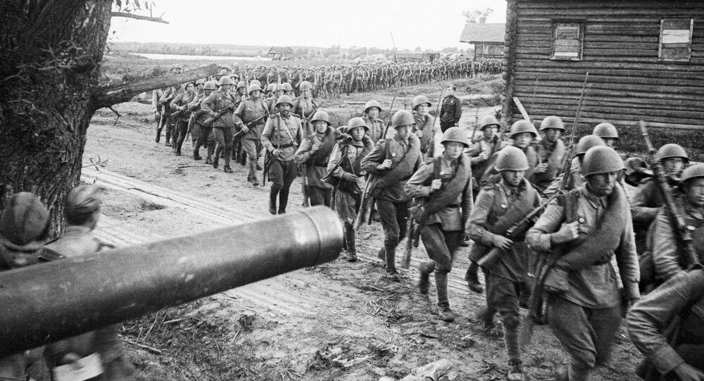 Radzieccy żołnierze w Polsce, 1944 rok