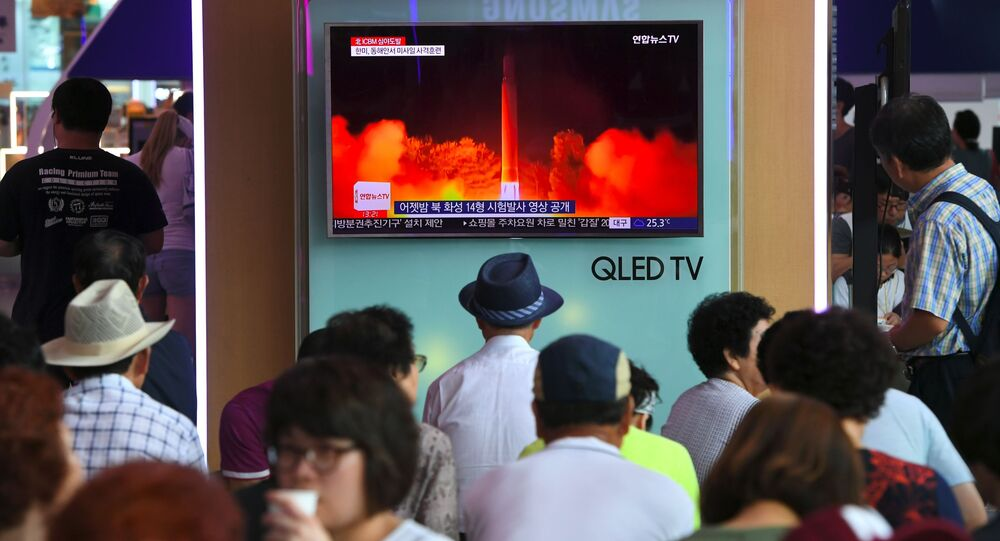 Korea Północna przeprowadziła kolejną próbę rakiety balistycznej