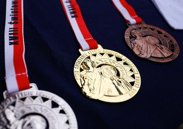 Medale XVIII Światowych Letnich Igrzysk Polonijnych