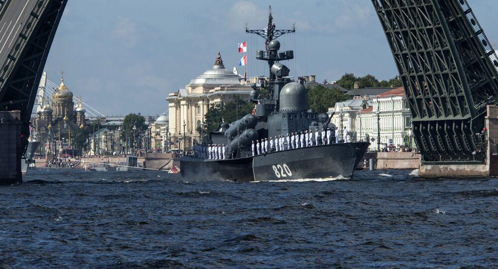 Dzień Marynarki Wojennej Rosji