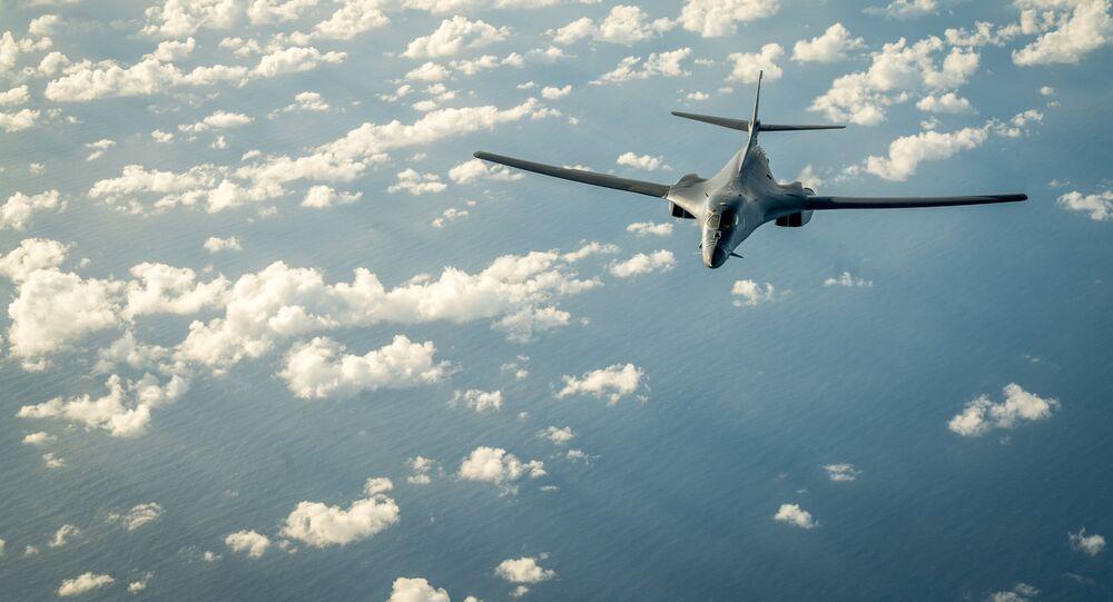 Bombowiec USA B-1B Lancer