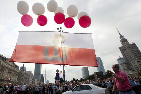 Rocznica Powstania Warszawskiego - Sputnik Polska