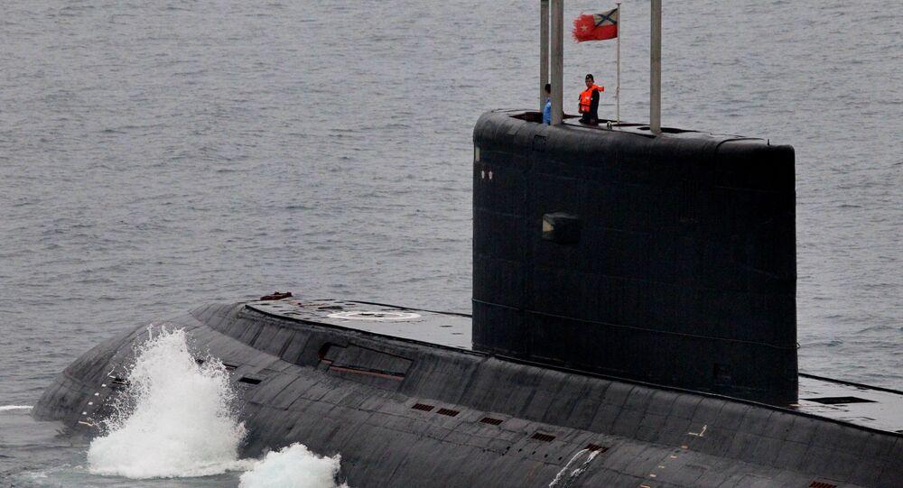 Dieselowy okręt podwodny klasy Warszawianka