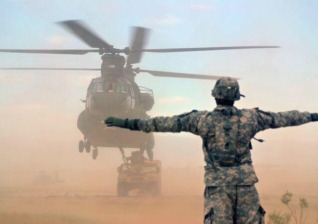 Wojsko USA.