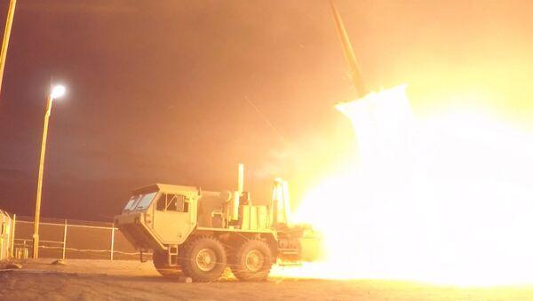 USA przetestowały system THAAD na Alasce - Sputnik Polska