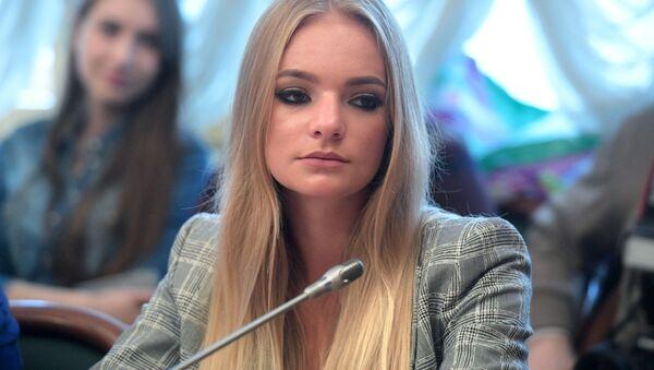 Jelizawieta Pieskowa - Sputnik Polska