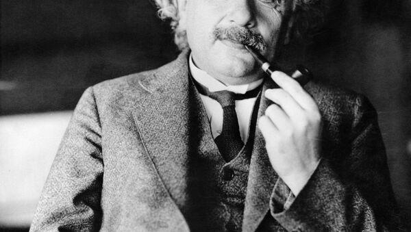 Albert Einstein - Sputnik Polska