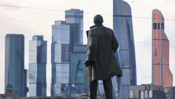 Widok na Międzynarodowe Centrum Biznesowe Moskwa-City - Sputnik Polska