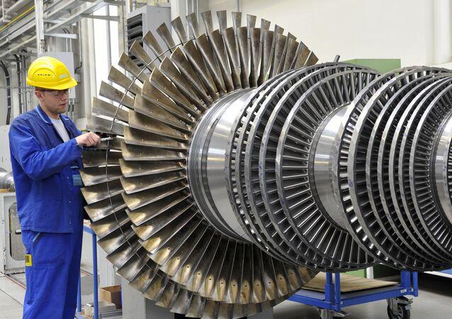 Turbiny Siemens