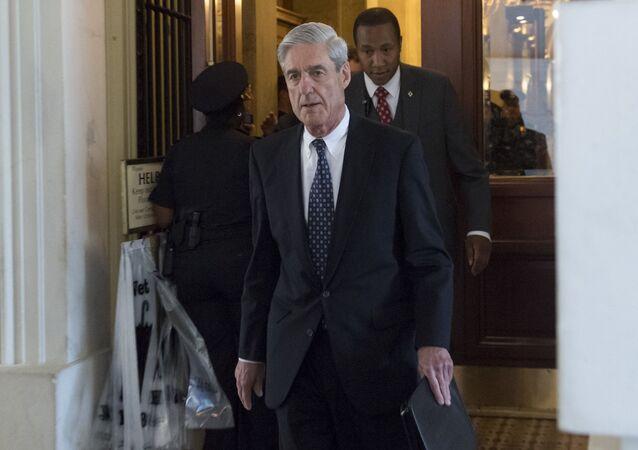 Robert Mueller, specjalny prokurator mianowany do wyjaśniania zarzutów o powiązania otoczenia Donalda Trumpa z władzami Rosji