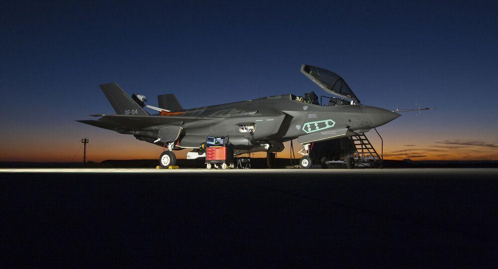 Amerykański F-35