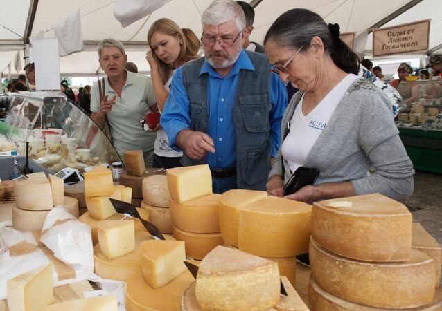 Festiwal serowarów w obwodzie moskiewskim