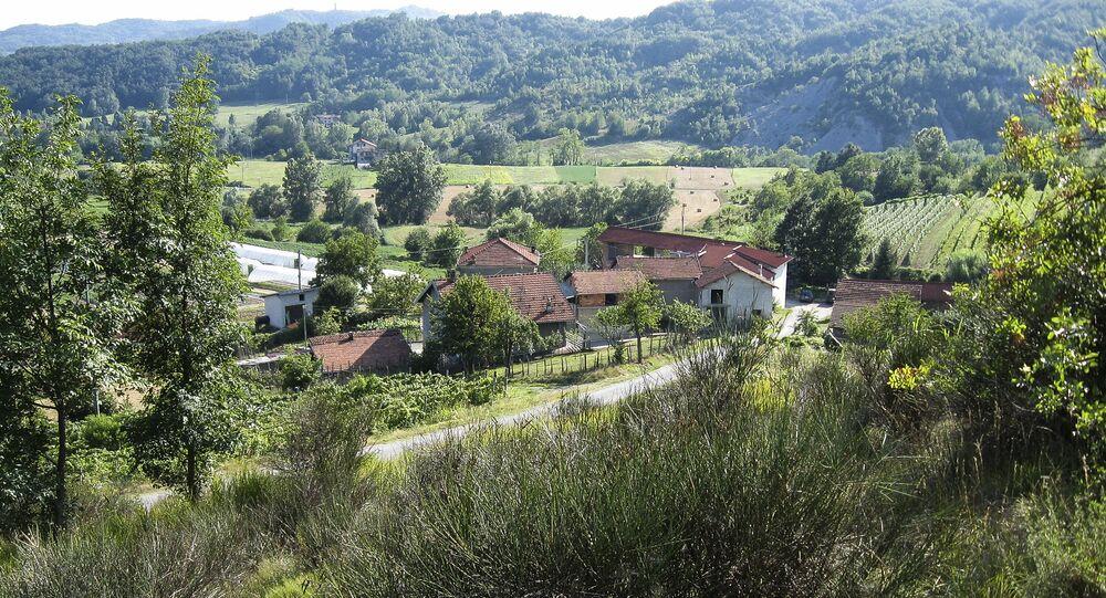 Dolina Bormida, Włochy
