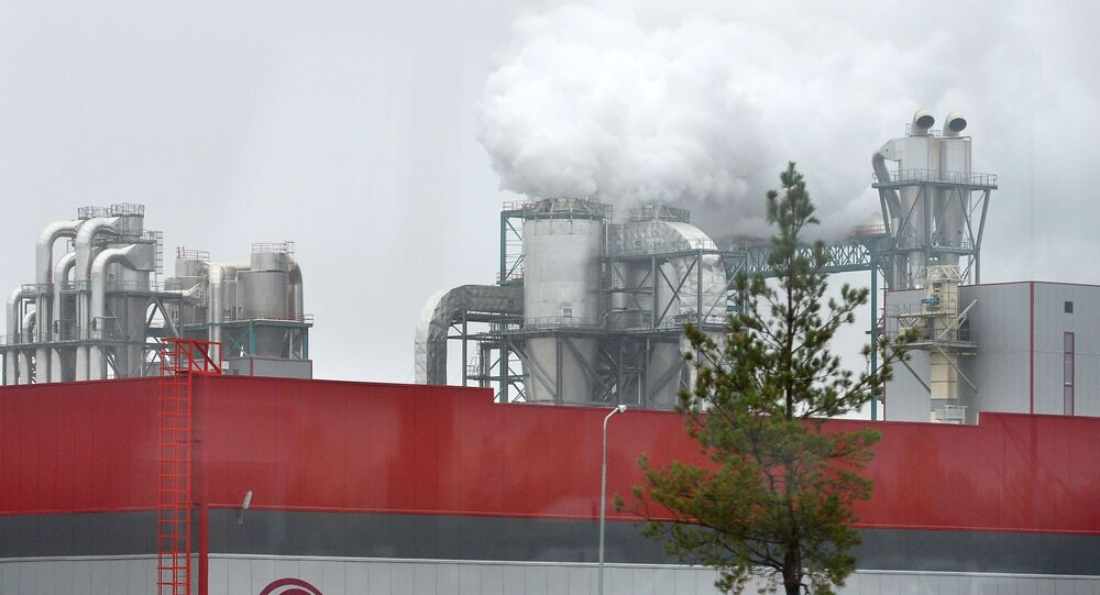 Fabryka Kastamonu w specjalnej strefie ekonomicznej Ałabuga w Tatarstanie