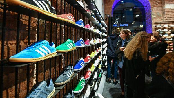Sklep Adidas w Moskwie - Sputnik Polska