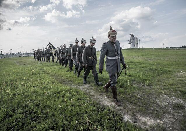 Festiwal wojenny Pole Walki