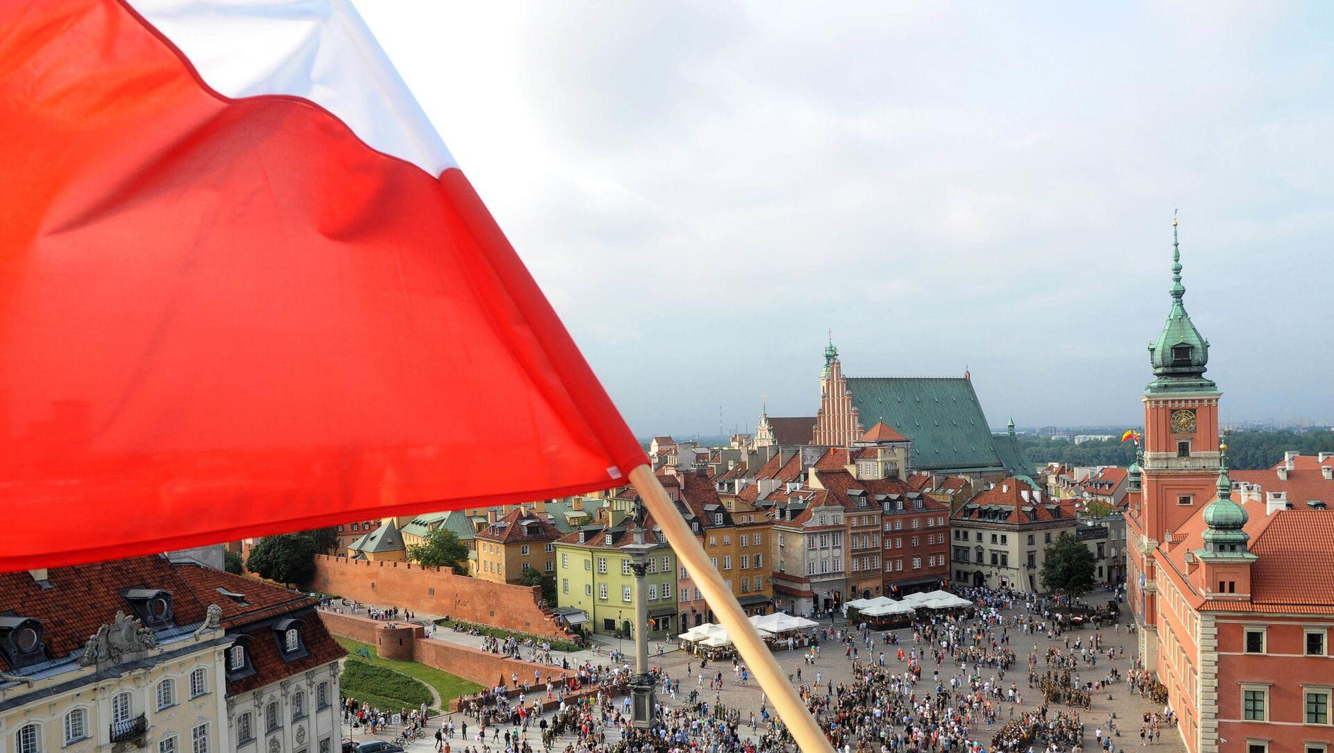 Warszawa, Polska - Sputnik Polska, 1920, 22.05.2021
