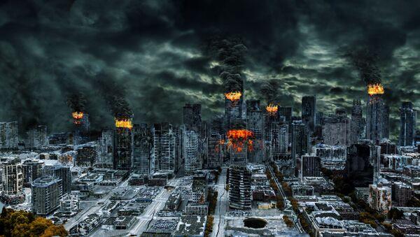 Armagedon - Sputnik Polska