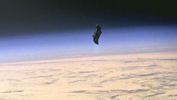 Niezidentyfikowany obiekt latający o nazwie kodowej Czarny Rycerz - Sputnik Polska