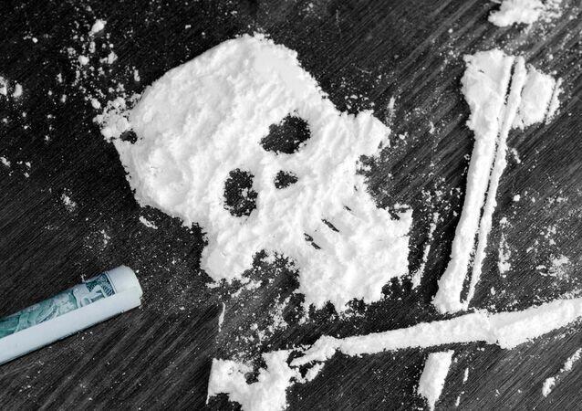 Proszek kokainy