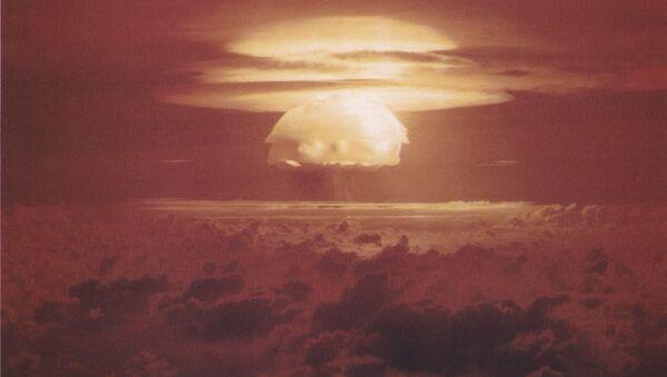 Bomba jądrowa, Bikini 1954 - Sputnik Polska