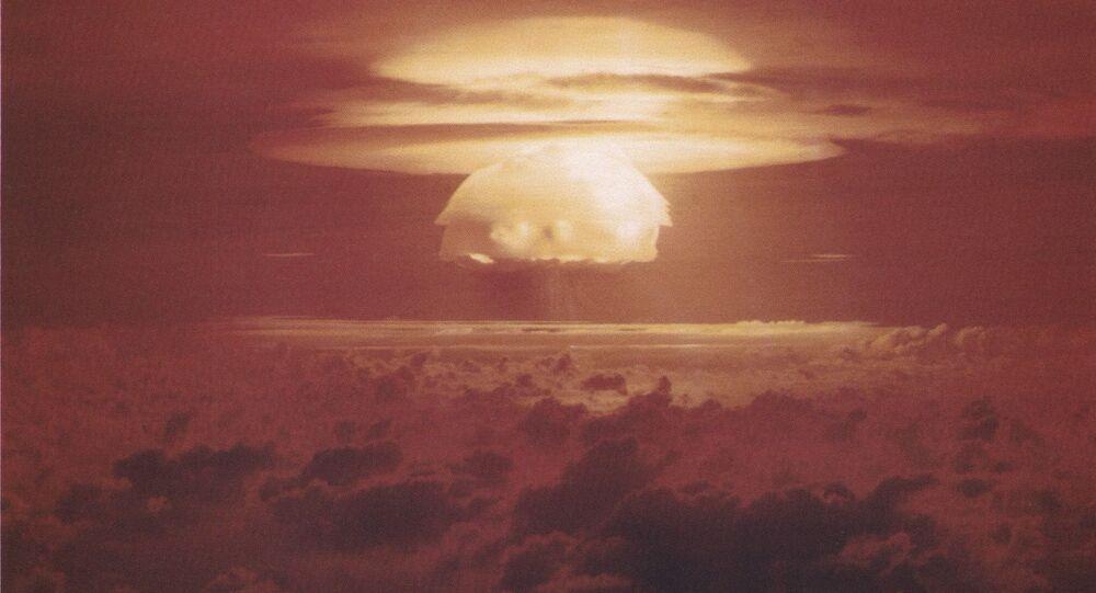 Bomba jądrowa, Bikini 1954