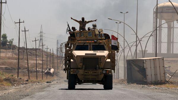 Irackie wojska jadą w kierunku Tall Afar - Sputnik Polska