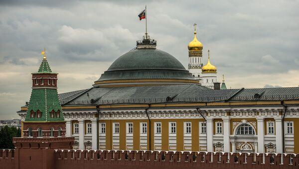 Widok na Moskwę - Sputnik Polska