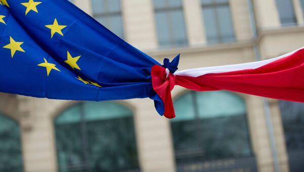 Unia Europejska. Polska - Sputnik Polska