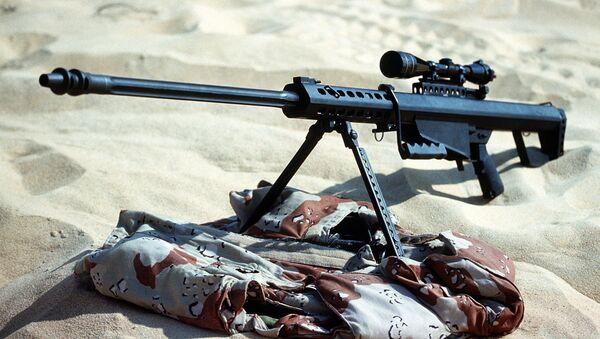 Karabin Barrett M82 - Sputnik Polska