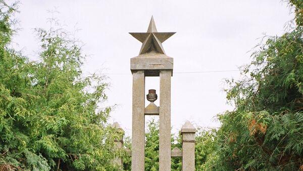 Pomnik na cześć żołnierzy radzieckich przy ul. Sikorskiego, Malbork - Sputnik Polska