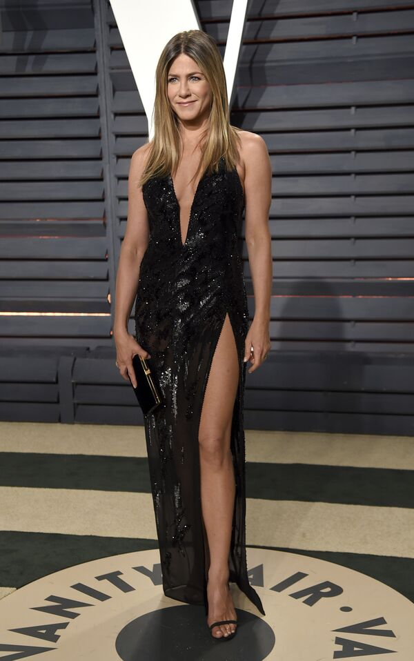 Amerykańska aktorka Jennifer Aniston - Sputnik Polska