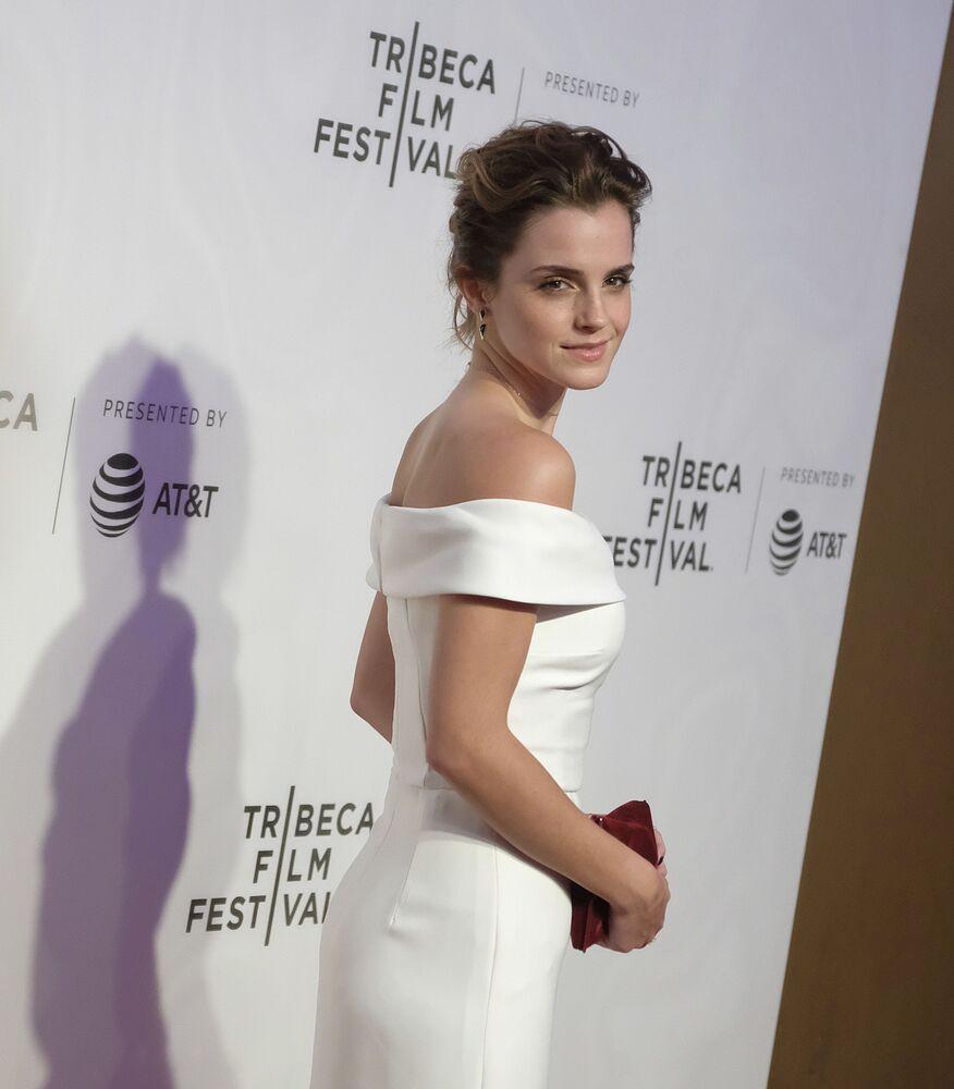 Aktorka Emma Watson