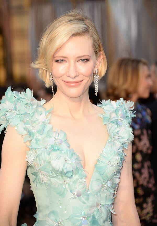 Aktorka Cate Blanchett - Sputnik Polska