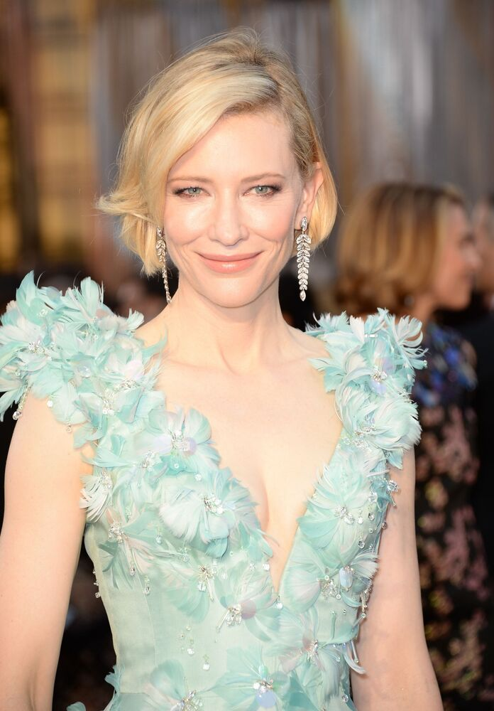 Aktorka Cate Blanchett
