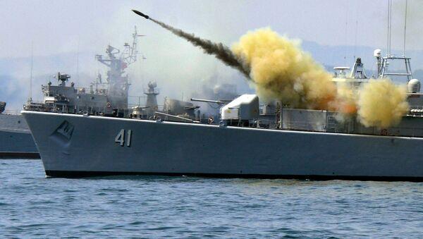 Ćwiczenia marynarki wojennej i krajów NATO w Bułgarii - Sputnik Polska