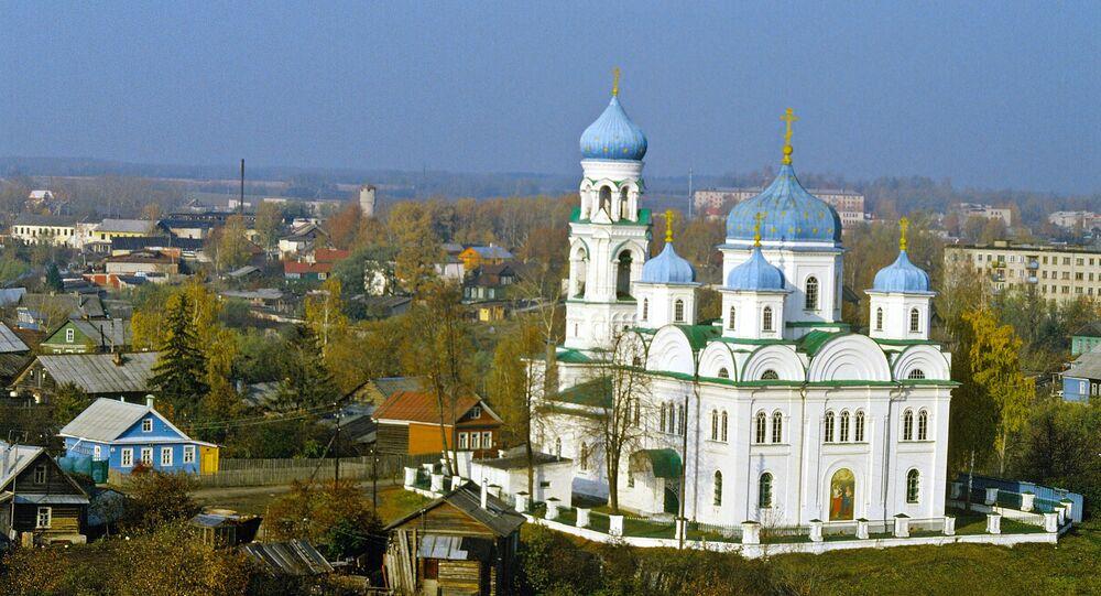 Cerkiew św. Michała Archanioła w Torżoku.