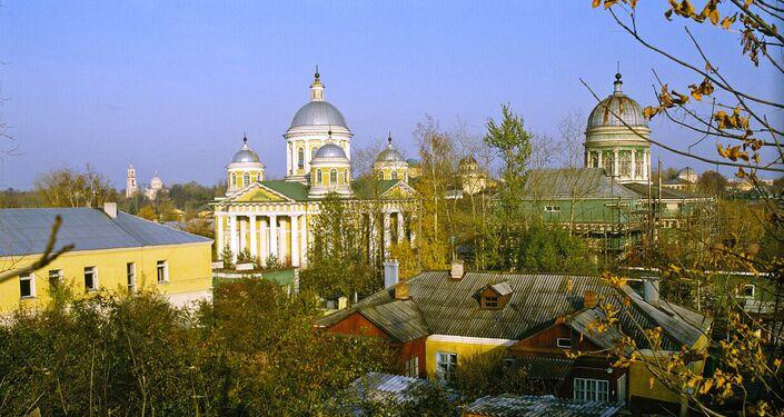 Cerkwie Torżoku.