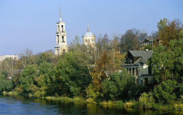 Cerkiew św. Eliasza w Torżoku. - Sputnik Polska