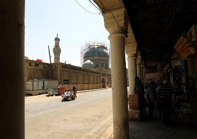 Ulice Bagdadu, Irak