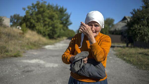 Od początku konfliktu między ukraińskimi siłami rządowymi a powstańcami na wschodzie kraju zginęło ponad 2,7 tys. cywilów - Sputnik Polska