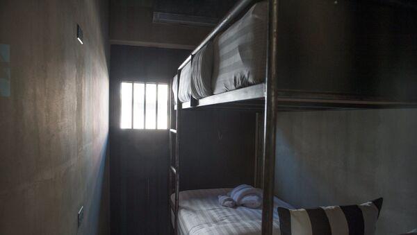 Hotel stylizowany na więzienie - Sputnik Polska