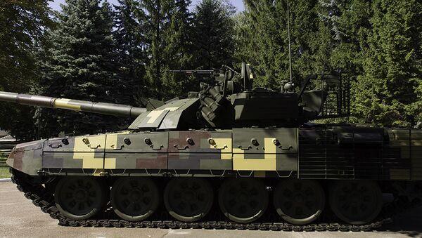Т-72А - Sputnik Polska