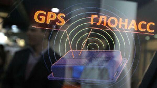 GPS Glonass - Sputnik Polska