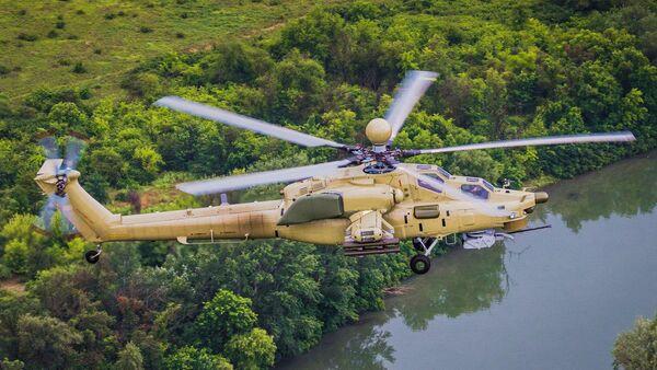Helikopter Mi-28UB - Sputnik Polska