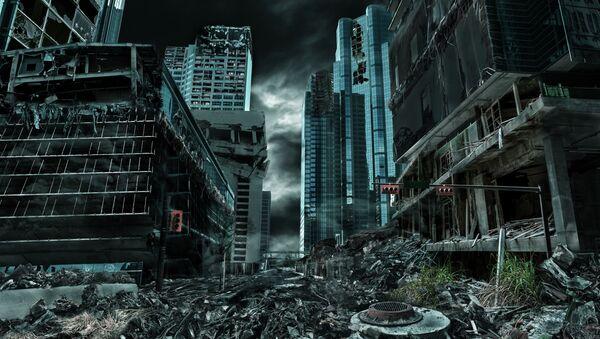 Opuszczone miasto - Sputnik Polska