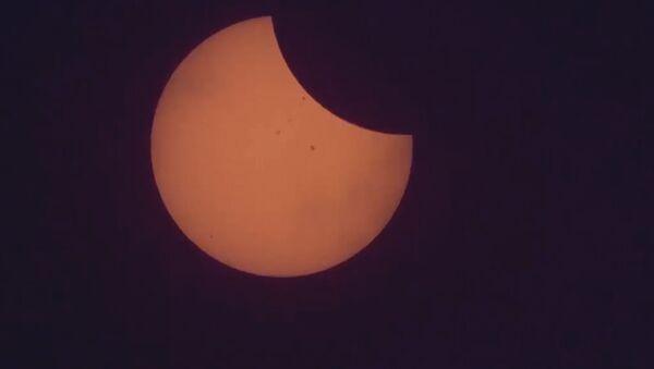 Zaćmienie Słońca - Sputnik Polska